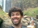 Alan at Thompson Falls