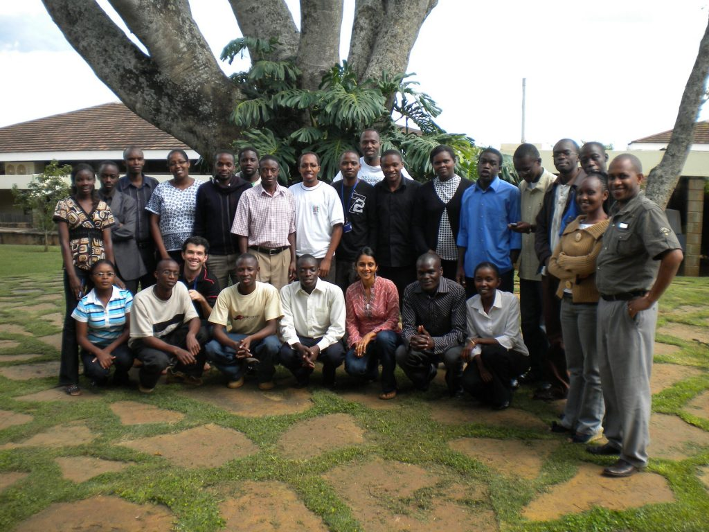 Group photo from the seminar