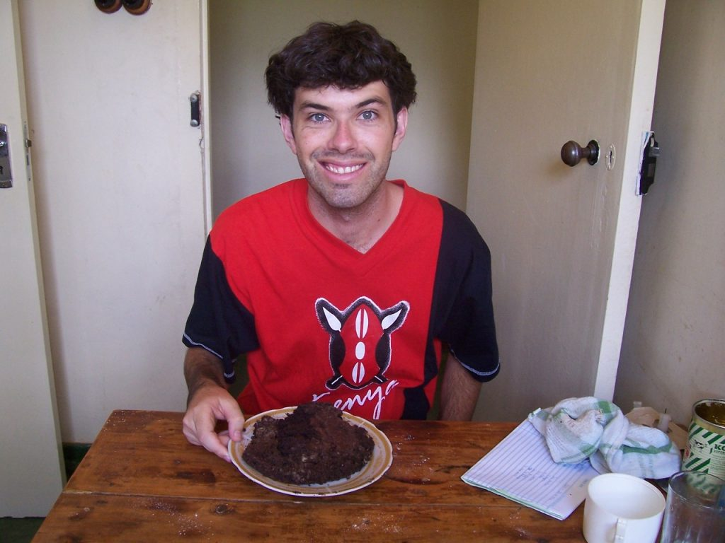 Making brownies in Tala