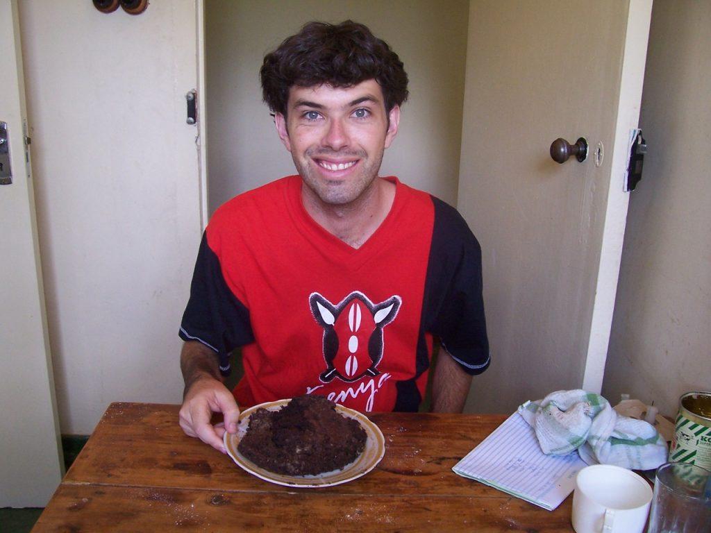 Making brownies in Tala