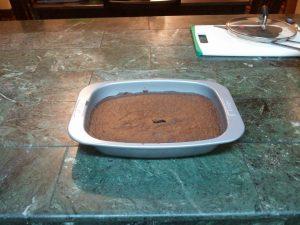 Ta da! Brownies!