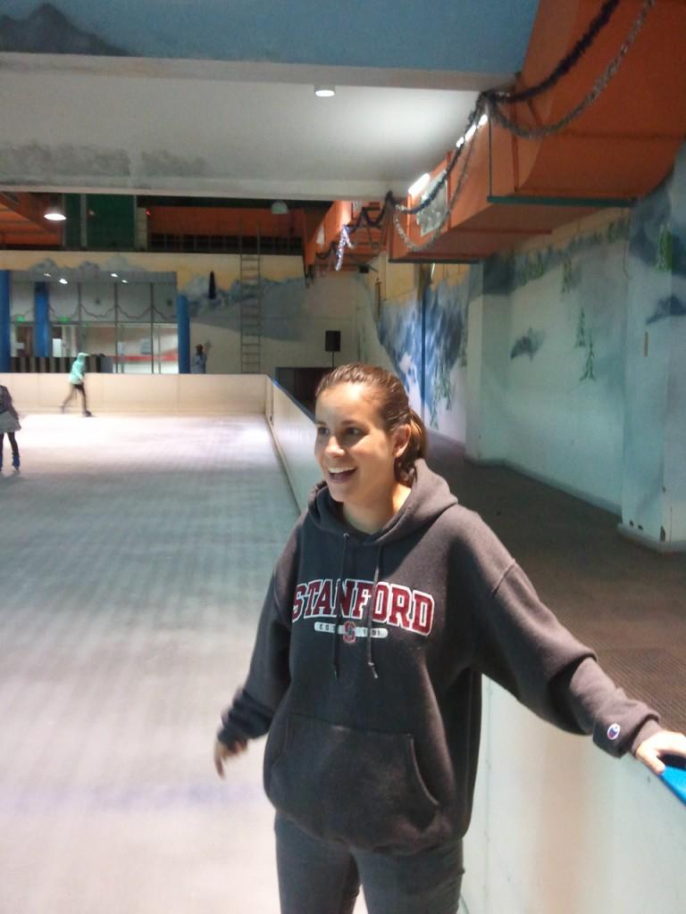 Cassandra on the ice