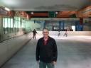 Bill on the ice