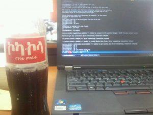 """""""Coca Cola"""" in Amharic"""