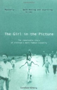 Paperback cover for <cite>The Girl in the Picture</cite>