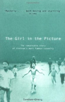 Paperback cover for The Girl in the Picture