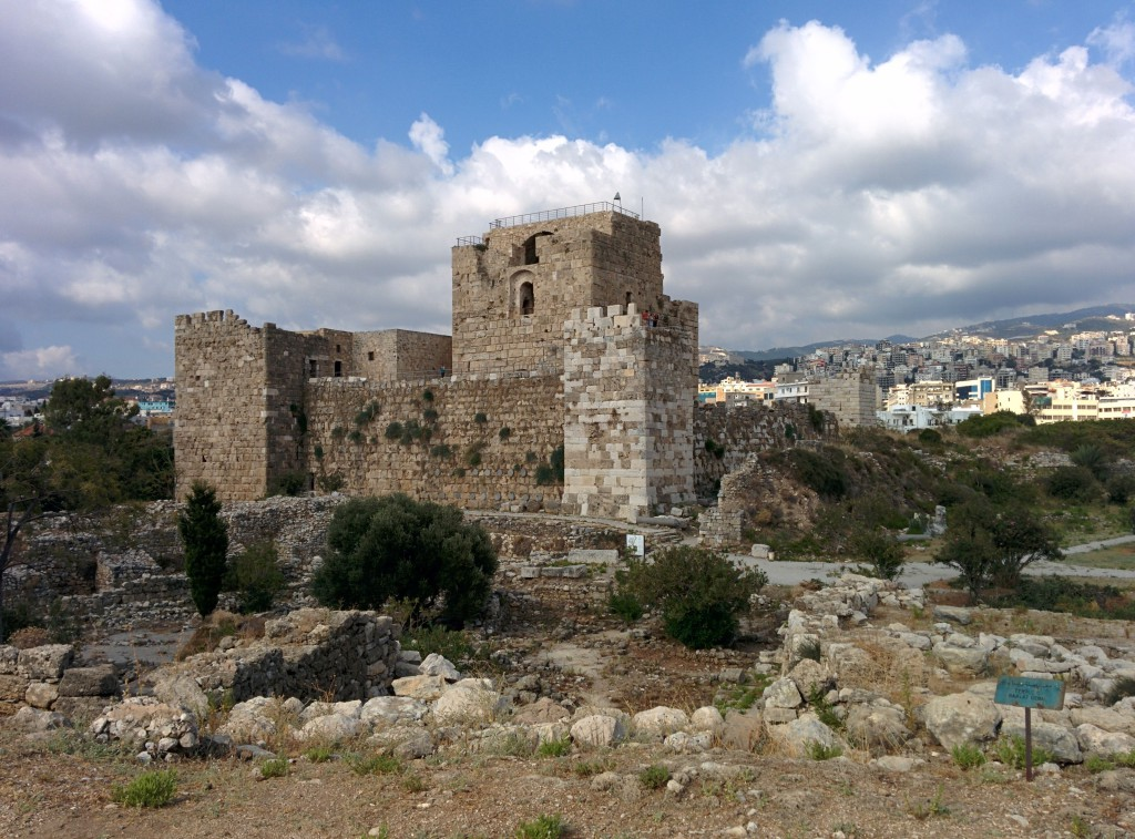 Medieval citadel, Byblos
