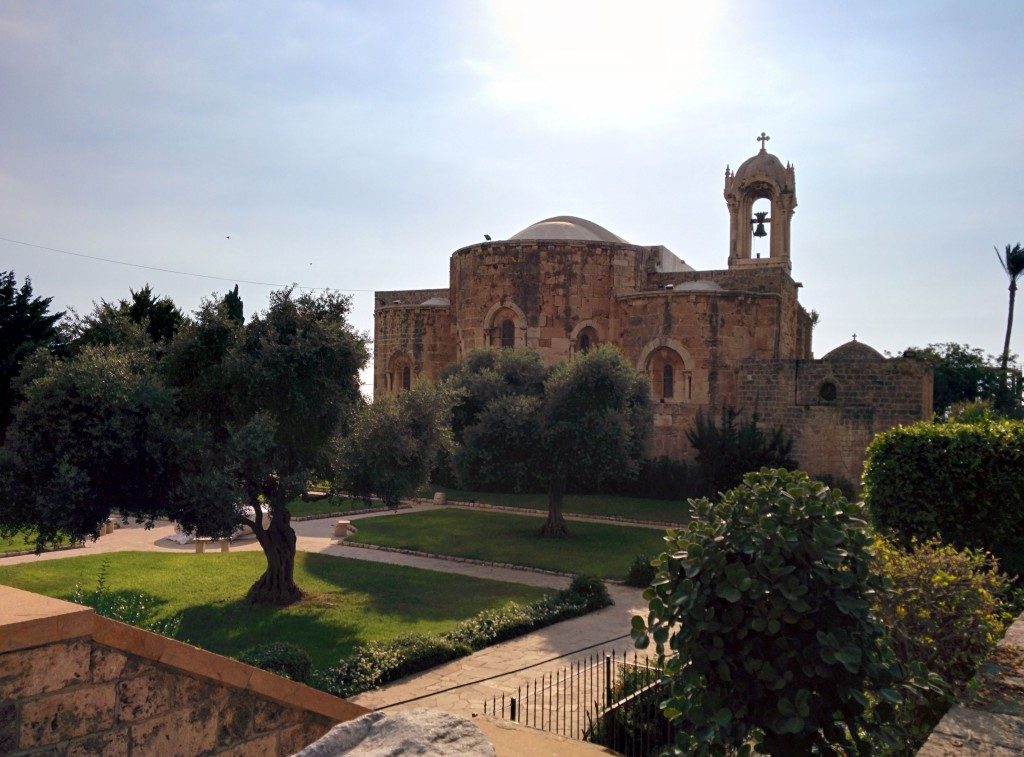Church of St John, Byblos